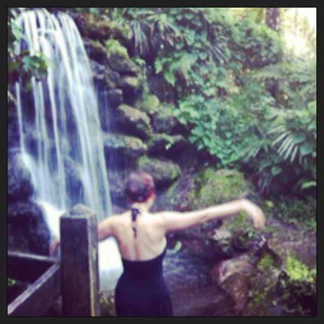 Rainbow Springs Waterfalls