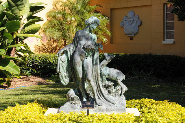 Albin Polasek Museum & Sculpture Gardens - Orlando Hipster Guide to Weddings & Getting Married