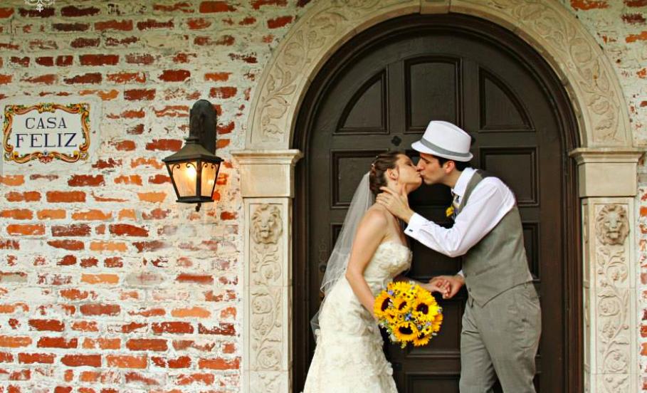 Casa Feliz - Orlando Hipster Guide to Weddings & Getting Married