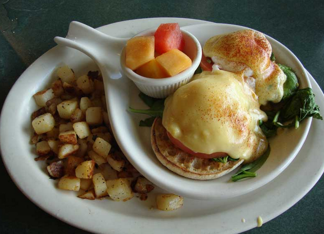 Brunch at First Watch —Delicious!