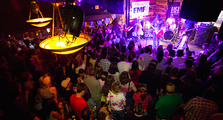 Backbooth - Orlando Live Music