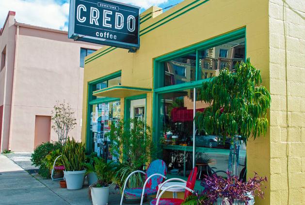 Credo Coffee (& Tea) - Orlando, Florida