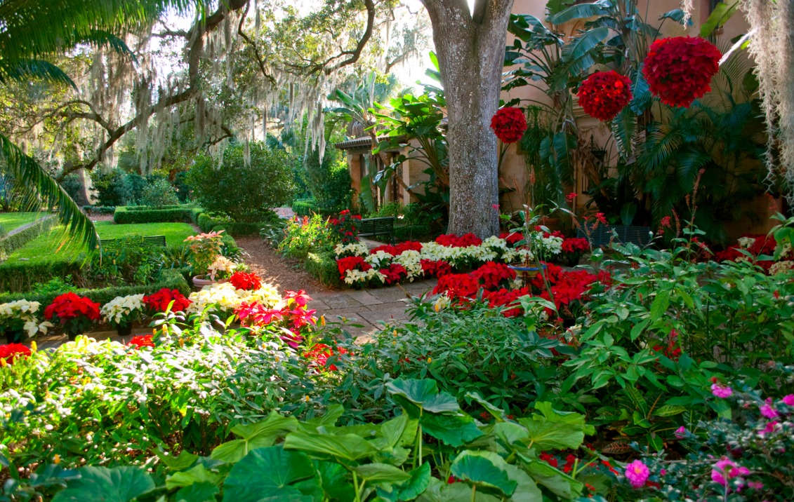 10 Best Photo Shoot Locations in Orlando Florida - Bok Tower Gardens - Photography Central Florida Photoshoot