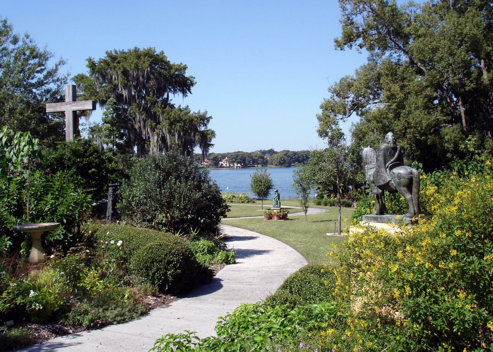 Albin Polasek Museum - Best Areas for Photo Shoots in Orlando Florida - Photography